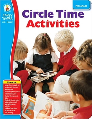 Circle Time Activities By Carson-dellosa Publishing (COR)